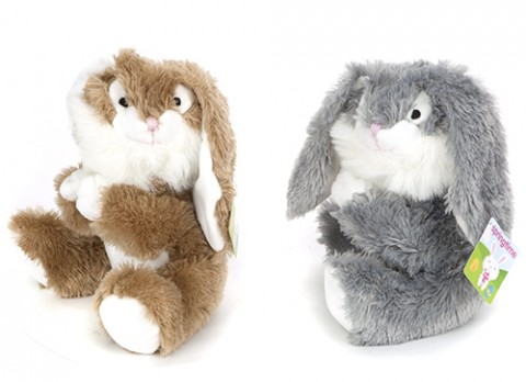 7 inch  thumper rabbit