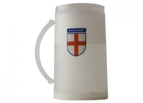 England design frosty mug