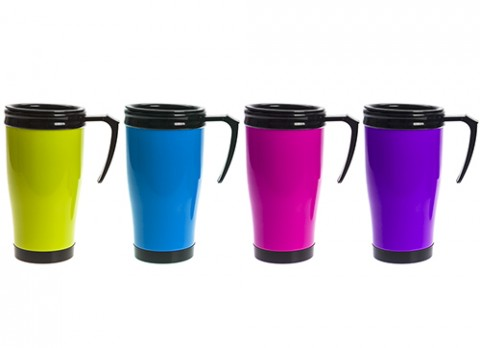Thermal drinking mug 420ml