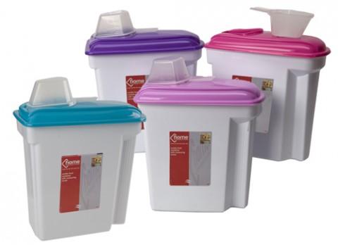 7.5 l jumbo plastic container
