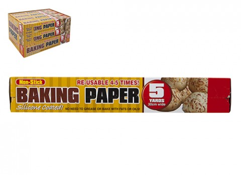 Baking paper 5 yards