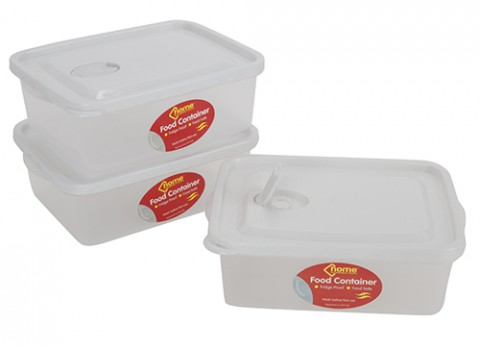 8.5x6.5 inch  lrg oblong container w-vented col lid