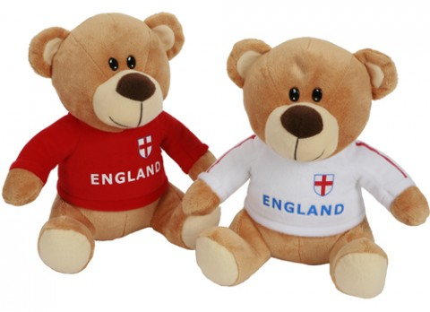 42 inch  england football bear
