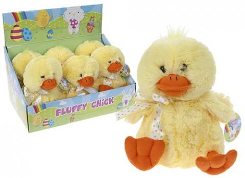 8 inch  fluffles chick