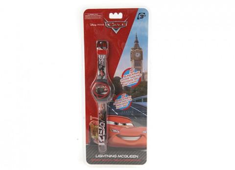 Disney cars didgital watch
