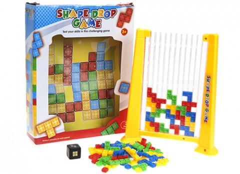 Magic shape drop game