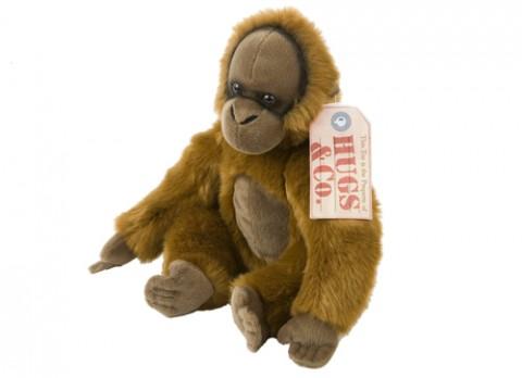 12 inch  orangutan