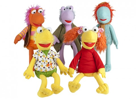 26 inch  fraggle rock plush