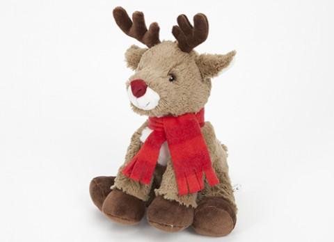 10 inch  blizzard reindeer