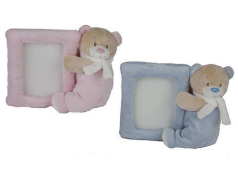 6 inch  nursery bear and frame