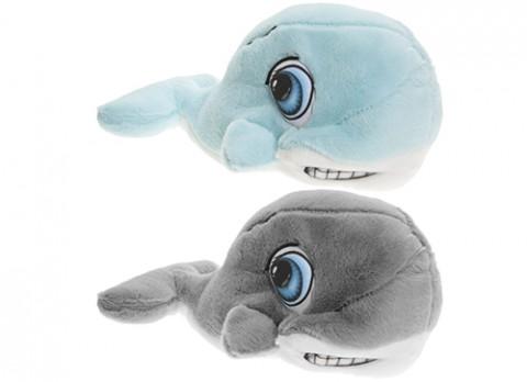 14 inch  cartoon eye dolphin