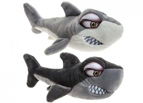 18 inch  cartoon eye shark