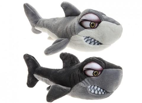 24 inch  cartoon eye shark