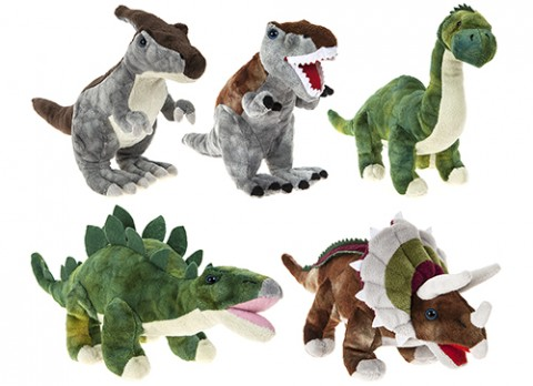 12 inch animal planet dinosaur collection