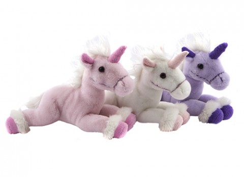 12 inch  fantasia unicorn toy