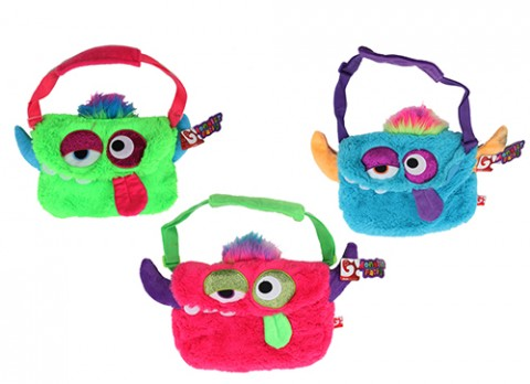 Monster party satchel
