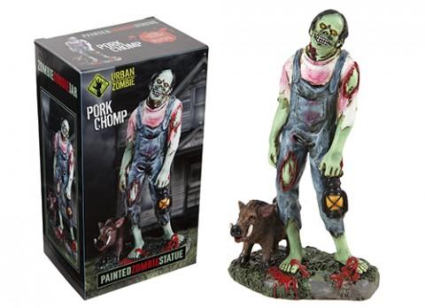 20cm urban zombie figurines  zombie with hog