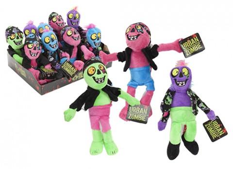 6 inch  zombie party beanie