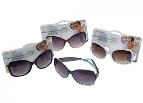 Ladies colours fashion sunglasses