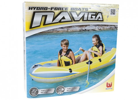Hydro-force raft 234x135cm
