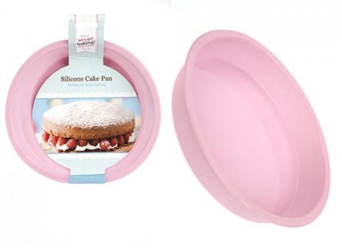 Round shape cake pan